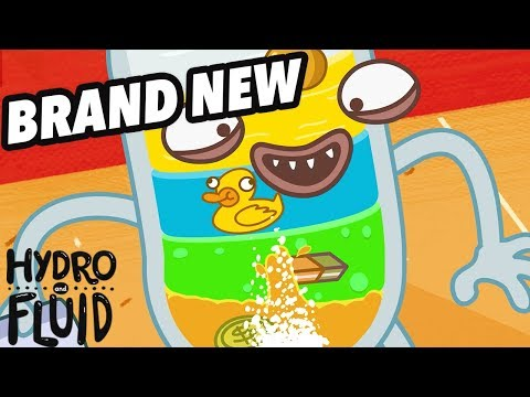 HYDRO and FLUID | Density | NEW EPISODE | HD Full Episodes | Funny Cartoons for Children