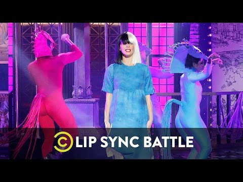 Lip Sync Battle - Olivia Munn