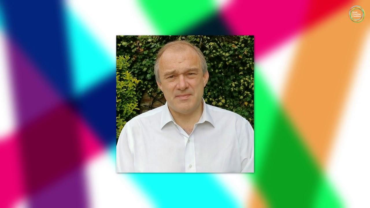 Appreciation Day #SCWeek2020 - Sir Edward Davey MP