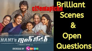 Nani's Gang Leader Brilliant Scenes and Open Questions