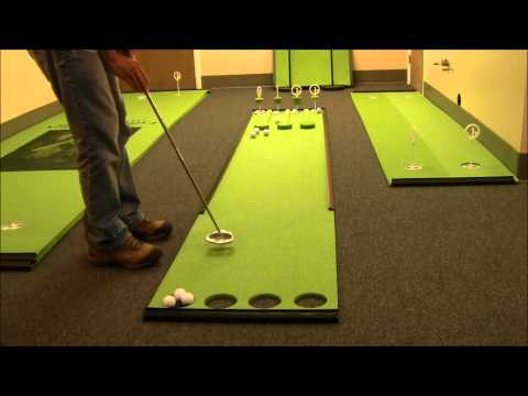 Sjoelbak Golf by BirdieBall. The age old Dutch shuffleboard game with a golf twist.