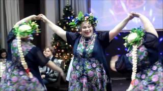 Новогоднее шоу Натальи Сачковой