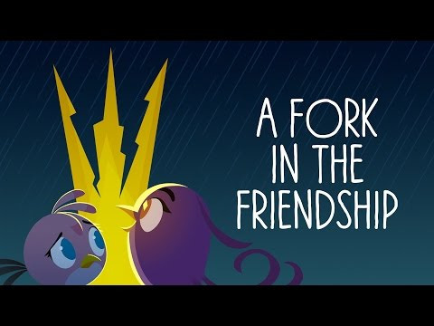 A fork in the friendship | Stella - Ep 1, S 1