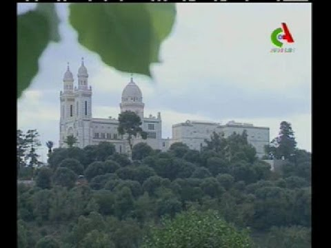Annaba,La basilique Saint Augustin restaurée Algerie