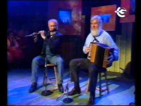 Joe Burke (Button Accordion) with Matt Molloy (Flute)