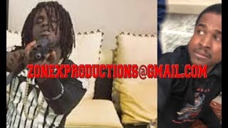 """Chief Keef WANTS smoke wit EBE Bankz Gang who robbed Lil Reese""""yall scary b*tch niggas come try me"""""""