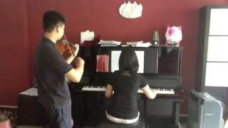 Two Words (Piano & Violin)