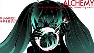 【Miku Hatsune】Alchemy 【English   Romaji   Translation】