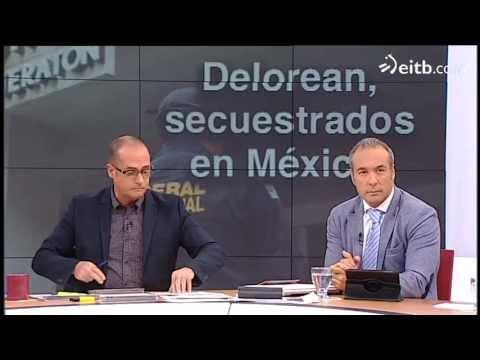 Secuestro Delorean: 'El terror no es virtual'