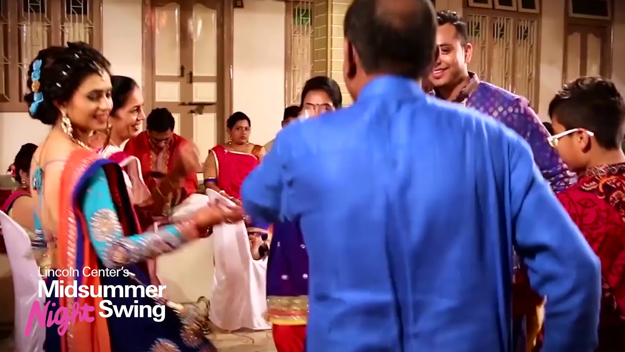 Midsummer Night Swing: Garba in the Park