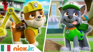 PAW Patrol - La squadra dei cuccioli   🐶 Il cuccioli salvano la mini-patrol di Alex 🐶   Nick Jr.