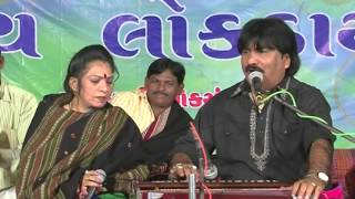 Shivaji nu Halardu   Aabhama Ugel   Mangal Gadhvi Bhavana Rana   New Gujarati Dayro 2016 Part 7
