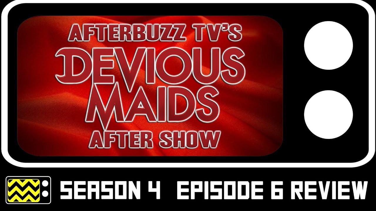 Download Devious Maids Season 4 Episodes 5 & 6 Review & After Show | AfterBuzz TV