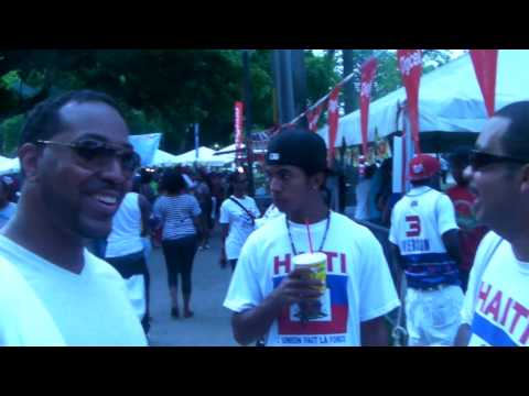 Haitian Flag Week Festival 2010 At Bayfront Park Miami