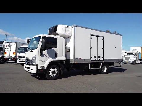 2018 Isuzu FSR Truck Hire, Refrigeration Truck, Brisbane, Queensland, Sydney, QLD 700642