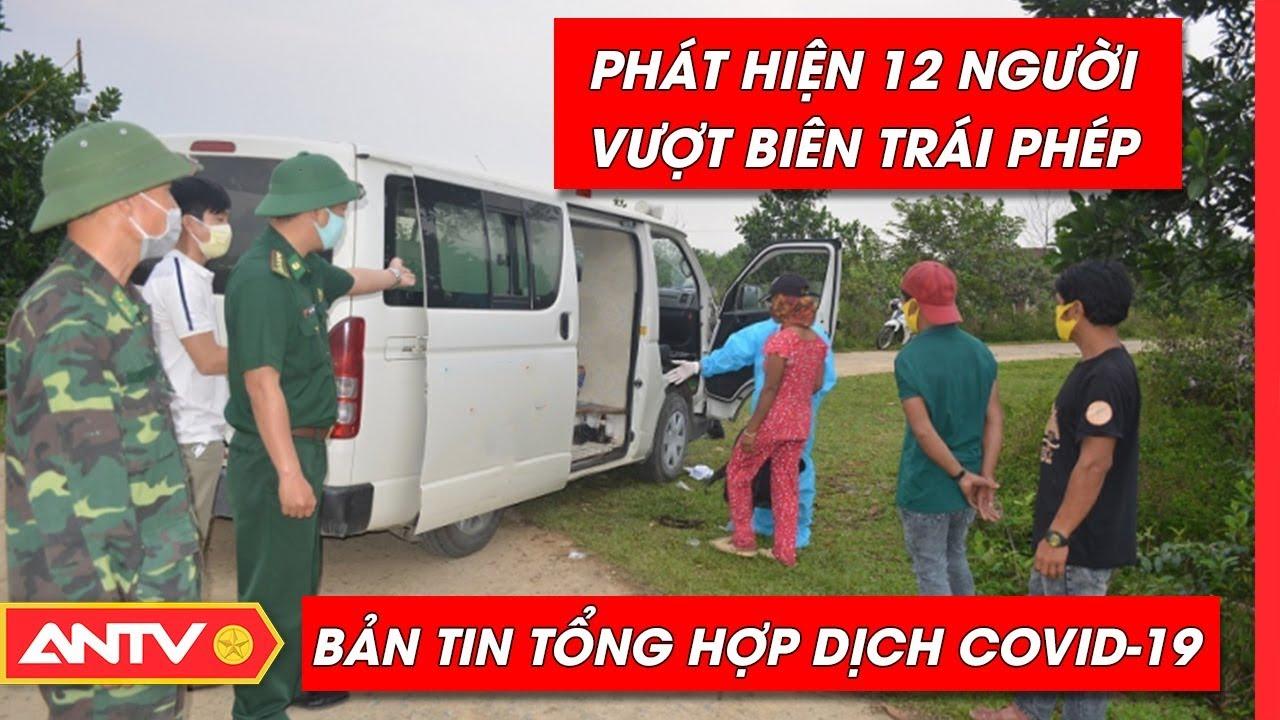 Tin tức dịch bệnh Covid-19 sáng 06/04 | Tin mới virus Corona Việt Nam và đại dịch Vũ Hán | ANTV