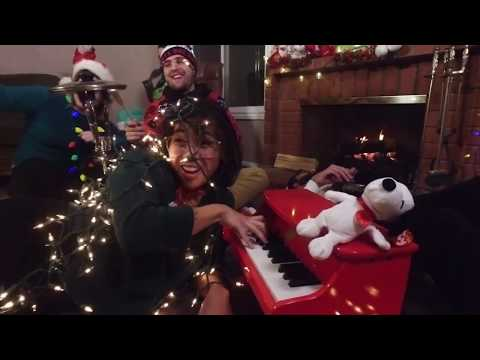 SANTA BABY (jazz cover Couches & Co.)