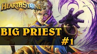 BIG PRIEST #1 - Hearthstone Decks std