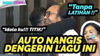 JUDIKA x ARI LASSO - Mama Papa Larang (Judika Studio)