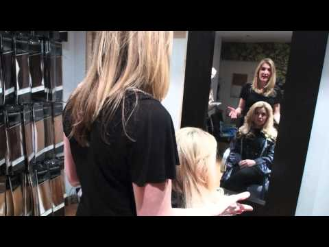 Dianne Marshall Hair Extensions and Leanne Campbell Juice FM Liverpool