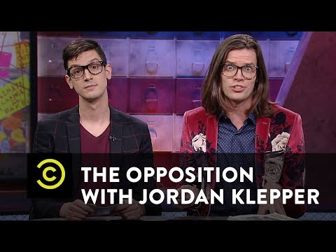 Big Publishing's Attack on Milo Yiannopoulos - The Opposition w/ Jordan Klepper
