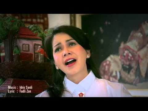 INDONESIA JAYA (versi klasik wanita)