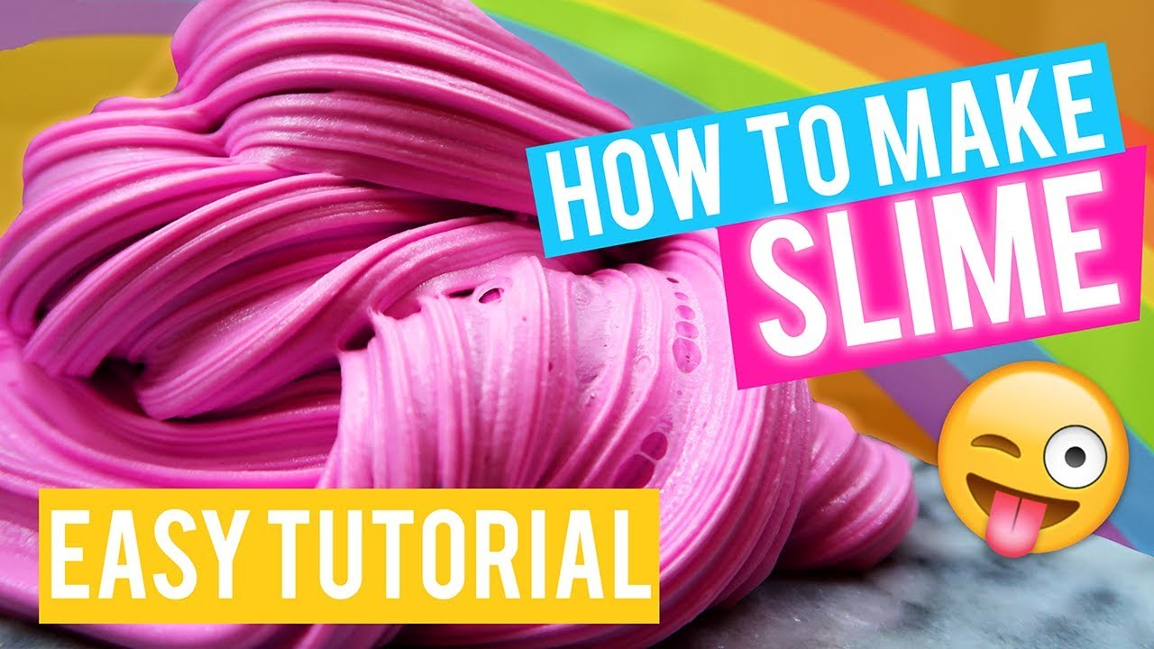 How to make slime easy slime tutorial for beginners everything how to make slime easy slime tutorial for beginners everything you need to know about slime ccuart Image collections