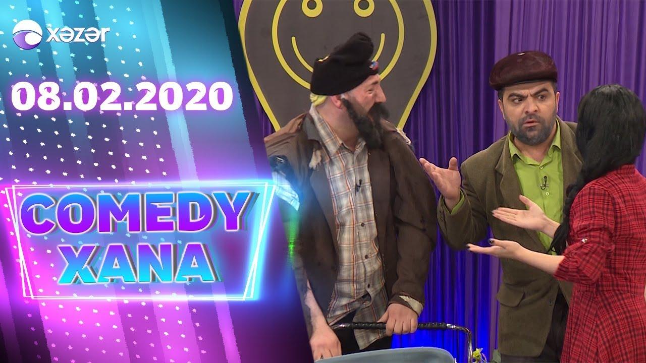 Comedyxana  17-ci Bölüm 08.02.2020