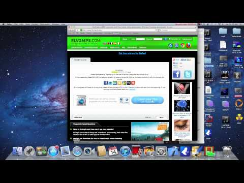 How To Convert A Youtube Video To Mp3 (FREE-no Program Download!!!!)