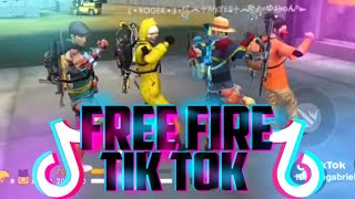 TIK TOK FREE FIRE #2 - BEST FUNNY MOMENTS & HIGHLIGHTS 😂