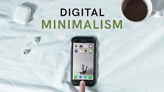 Declutter Your Phone | Digital Minimalism