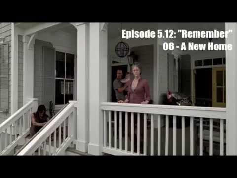 The Walking Dead - Season 5 OST - 5.12 - 06: A New Home