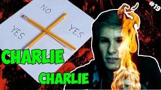 CHARLIE CHARLIE CHALLENGE|Чарли, Чарли, здесь ли т