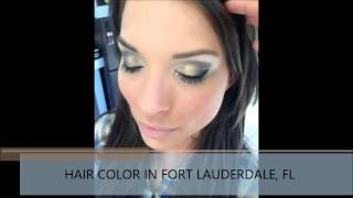Hair Color Fort Lauderdale FL 17th Street Hair Design