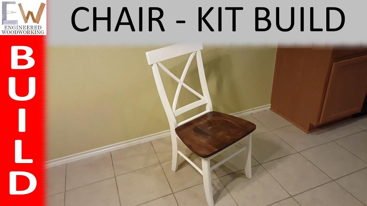 International Concepts Chair   Kit Build