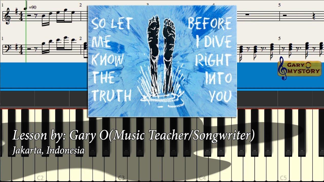 Dive Divide Album Easy Piano Chords Tutorial
