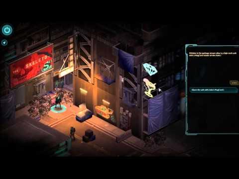 Gamer's Theater: Shadowrun Returns Ep 2