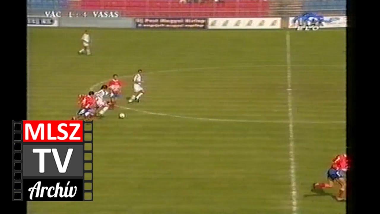 Vác-Vasas | 2-6 | 1997. 08. 03 | MLSZ TV Archív