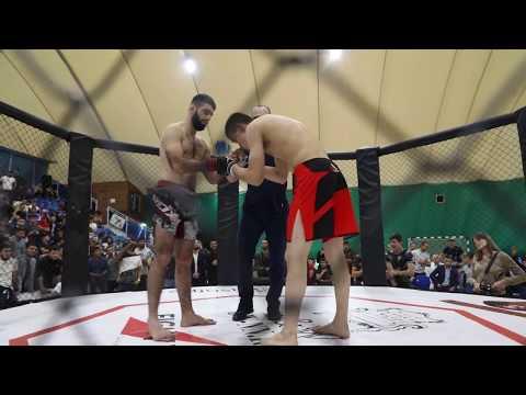 Колизей: Битва Чемпионов 8: Интизор Бекмуродов (Таджикистан) vs. Азамат Арсений (Кыргызстан) | 66 кг