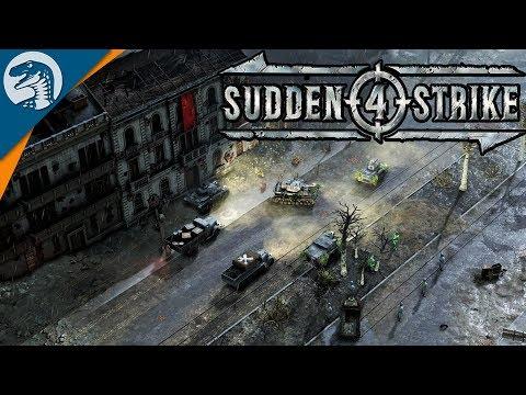 EPIC URBAN WARFARE & BIG BATTLE | Sudden Strike 4 German Campaign Gameplay 3