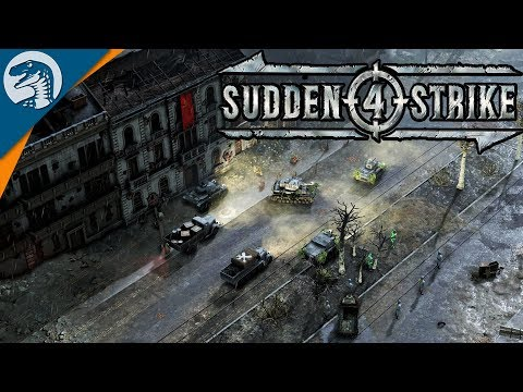 EPIC URBAN WARFARE & BIG BATTLE | Sudden Strike 4 German Campaign Gameplay 3