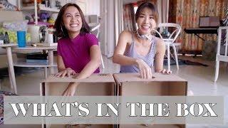 What's in the Box with Kryz Uy | Laureen Uy