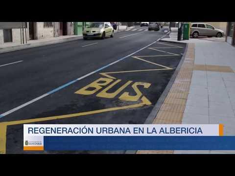 Regeneración urbana en La Albericia