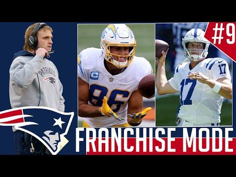 INICIA la AGENCIA LIBRE | MADDEN 21 Franchise Mode New England Patriots Ep. 9