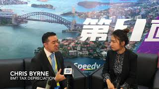 Chris Byrne - BMT Tax Depreciation at Australian Property Expo