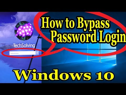 How To Skip Password Login In Windows 10 For Faster Boot Up