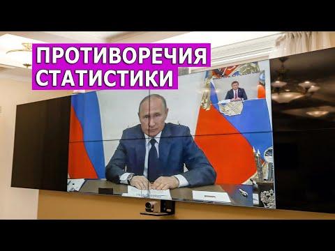 Статистика смертности от коронавируса в России. Leon Kremer #99