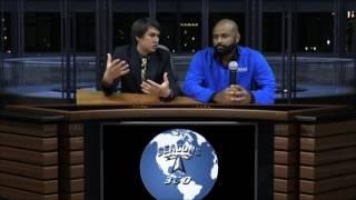 Beacons 360: UMass Boston Men's Basketball Coach Interview (9/12/16)