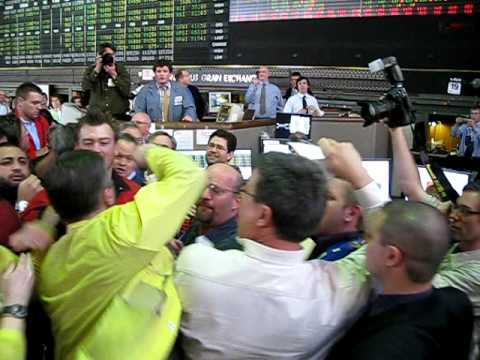 MGEX - The final minute of trading in the pits, forever.
