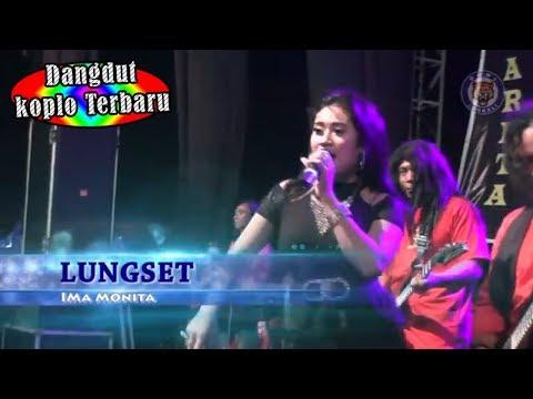 Lungset - by Ima Monita Om Mareta live bumi lorkali -  Dangdut koplo terbaru